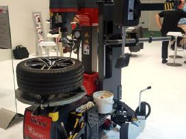Profesionalios ,Sicam, ratų montavimo/balansavimo