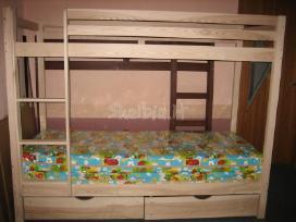 2 aukštų lovos - nuotraukos Nr. 6