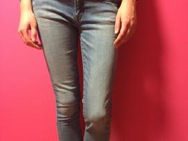 Nauji šviesūs skinny fit džinsai - nuotraukos Nr. 5