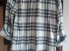 Nauji kreminiai languoti patogūs marškinukai - nuotraukos Nr. 3