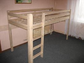 2 aukštų lovos - nuotraukos Nr. 7