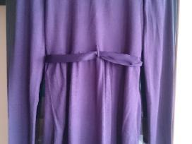 Violetinis Kookai megztukas su kaspinu - nuotraukos Nr. 3