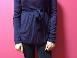 Violetinis Kookai megztukas su kaspinu - nuotraukos Nr. 4