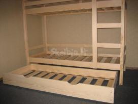 2 aukštų lovos - nuotraukos Nr. 9