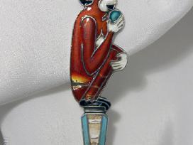 I Kolekcija - Perku sidabrinius saukstelius senus