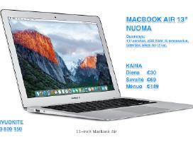 MacBook Air ir MacBook Pro Nuoma Vilniuje
