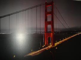 Fotopaveikslas - Aukso Vartų tiltas