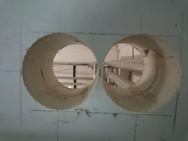 Sienų, angų pjovimas deimantiniais diskais - nuotraukos Nr. 5