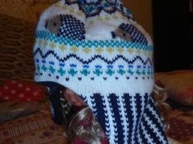 Žieminės kepurytės nuo 12 mėn. - nuotraukos Nr. 3