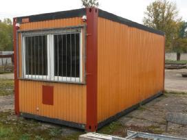 Mobilių sandėlių / konteinerių nuoma Vilniuje - nuotraukos Nr. 7