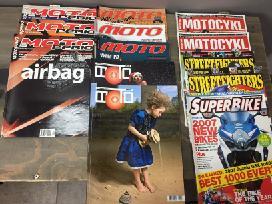 Zurnalai apie motociklus