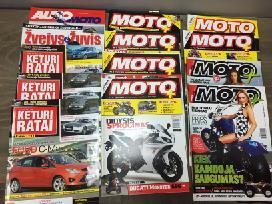 Zurnalai apie motociklus - nuotraukos Nr. 2