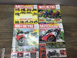 Zurnalai apie motociklus - nuotraukos Nr. 3