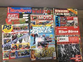 Zurnalai apie motociklus - nuotraukos Nr. 4
