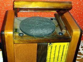 "Antikvariniai: radijola ""ural"" i - nuotraukos Nr. 2"