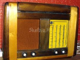 Antikvariniai: radijola