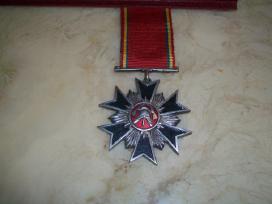 Perku senus Lietuviskus zenklus ir medalius