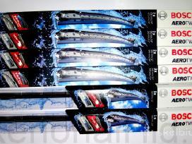 Bosch automobilių valytuvai nuo 18 eur