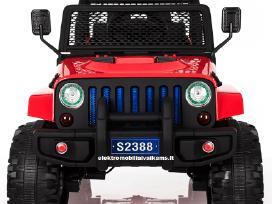 Naujiena! New Jeep Raptor 4x4 2017m. modelis