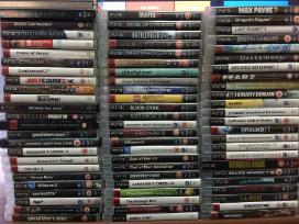 Pigūs Orginalūs PS3 Žaidimai