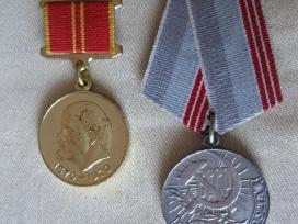 Medaliai CCCP.zr. foto.