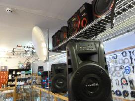 Antenų. Elektronikos prekių. Parduotuvė Taisykla