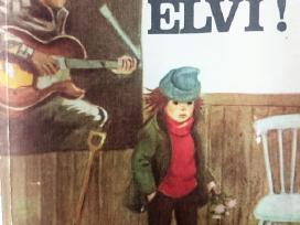 M. Gripė Elvi, Elvi knyga