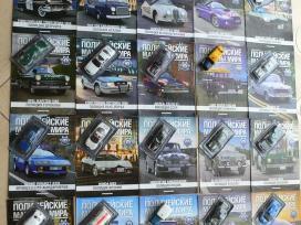 Pasaulio policijos mašinų modeliukai