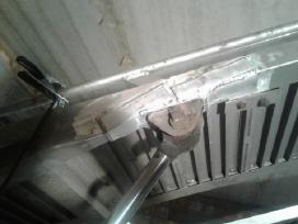 Aliuminio ir kitu metalu suvirinimas. - nuotraukos Nr. 6