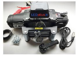12v galinga gervė 7.0 Ag motoru 13000lb