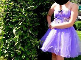 Alyvine suknele