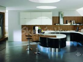 Itališki Modrenūs virtuvės Baldai