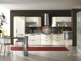 Itališki Modrenūs virtuvės Baldai - nuotraukos Nr. 2