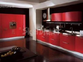 Itališki Modrenūs virtuvės Baldai - nuotraukos Nr. 5