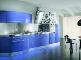 Itališki Modrenūs virtuvės Baldai - nuotraukos Nr. 8