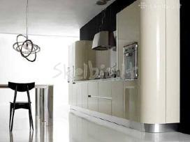 Itališki Modrenūs virtuvės Baldai - nuotraukos Nr. 9