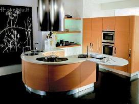 Itališki Modrenūs virtuvės Baldai - nuotraukos Nr. 10