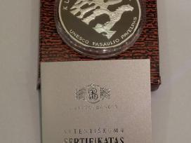 50lt Kursiu Nerija progine Lb moneta