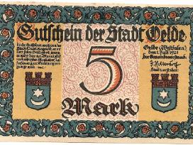 Vokietijos notgeldai