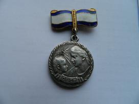 Sendaikciu ispardmotinystes medalis 12eu. sidabras