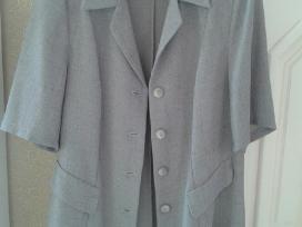 Plonas pilkas kostiumėlis