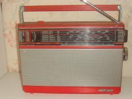 Seni radio imtuvai.