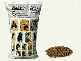 Natūralus maistas šunims