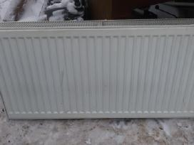 Naudoti skardiniai radiatoriai