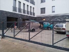 Tvoros segmentas ir montavimas - nuotraukos Nr. 6