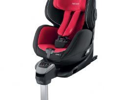 Recaro automobilinė kėdutė Zero.1 Aluminium Grey