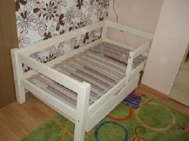 Vaikiškų lovyčių gamyba. - nuotraukos Nr. 2
