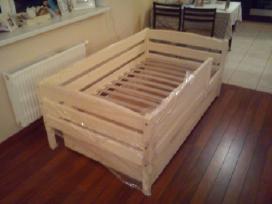 Vaikiškų lovyčių gamyba. - nuotraukos Nr. 4