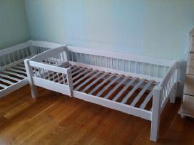 Vaikiškų lovyčių gamyba. - nuotraukos Nr. 5