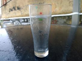 1€alus Heineken bokalas1€